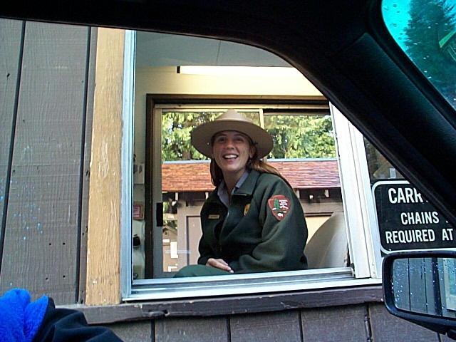 Yosemite Park Ranger Tours